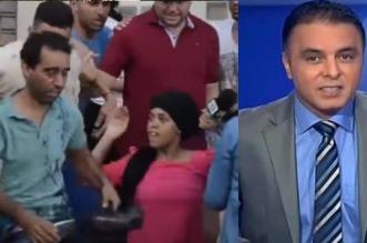 """تعرض طاقم قناة """"2m"""" للإعتداء في مسيرة الحسيمة"""
