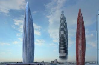 اكتشف مما يتكون أعلى برج بإفريقيا في الرباط