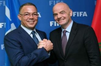 مرافعة لقجع باسم إفريقيا أمام الفيفا تنهي جدلا قانونيا استمر لسنوات