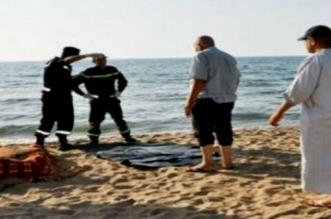 مياه المحيط تلفظ جثة شخص باشتوكة