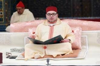 الملك محمد السادس يحيي ليلة المولد النبوي الشريف