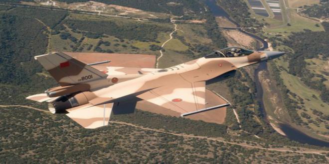 المغرب يطور محركات مقاتلاته الجوية