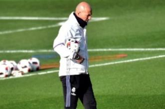 زيدان يحقق رقم مميز رفقة ريال مدريد