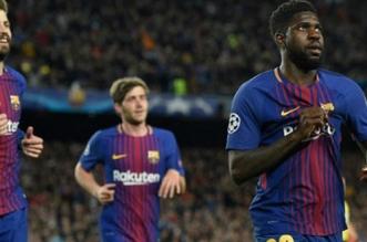 برشلونة يعلن إصابة لاعبه بفيروس كورونا