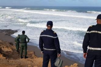 انتشال جثة شخص من مياه شاطئ بتزنيت