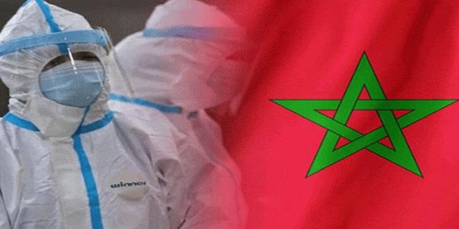 corona maroc 1
