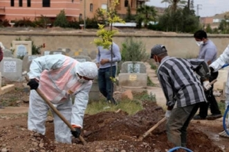باحث مغربي يقدم سيناريوهات مرعبة: عدد وفيات كورونا سيتجاوز 300 وفاة في اليوم