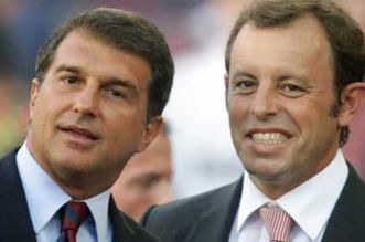 """رئيس برشلونة السابق: """"الطريق مفتوح لإعادة بناء البارصا"""""""