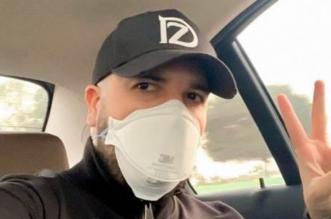 الدوزي يعلن شفاءه من فيروس كورونا ويكشف تفاصيل إصابته -فيديو