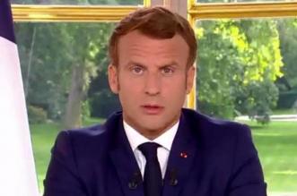 ماكرون يعلن عن موعد رفع الإغلاق الشامل المفروض بفرنسا