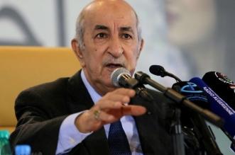 الرئاسة تكشف تطورات الحالة الصحية للرئيس الجزائري