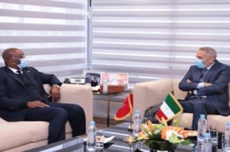 بحث سبل تعزيز التعاون بين المغرب وغينيا الاستوائية في المجال الصناعي