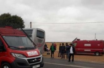 5 قتلى وإصابات في حادثة سير مروعة بين أكادير ومراكش