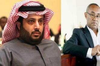 """بسبب التحكيم.. تركي آل الشيخ يحذر """"الكاف"""""""