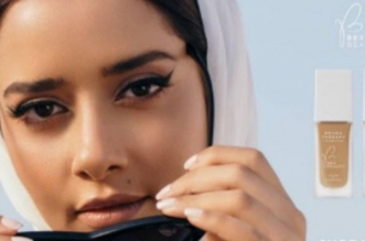 بلقيس تطلق علامتها الخاصة بالمكياج وتعلن عن مفاجآت أخرى-فيديو-