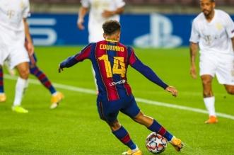 برشلونة يضرب بخماسية في افتتاح دوري الأبطال -فيديو