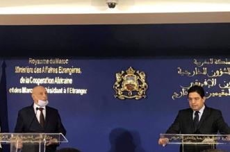 عقيلة صالح يحل بالرباط ويؤكد أن اتفاق الصخيرات يبقى قابلا للتطوير والتعديل