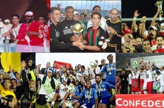 نهضة بركان يبحث عن اللقب السابع للكرة المغربية في كأس الكونفدرالية