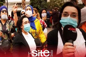 """مهنيو الحفلات يحتجون للمطالبة باستئناف العمل: """"هذا قرار ظالم حيث كولشي عامر و3000 شخص تقطع رزقهم""""-فيديو"""
