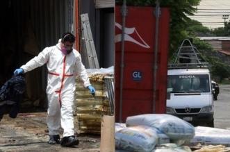 مشاهد صادمة.. العثور على 3 جثث لمغاربة داخل حاوية بالباراغواي