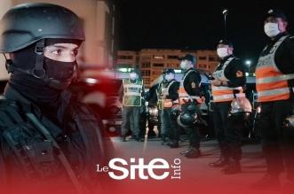 كيف شدّد الأمن المراقبة على مداخل الدار البيضاء يوم أمس؟