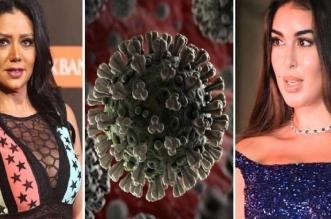 ياسمين صبري ورانيا يوسف محط سخرية بسبب تصريحاتهما عن فيروس كورونا-فيديو-