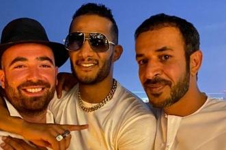 """محمد رمضان ممنوع من التمثيل بسبب صورته رفقة فنان """"إسرائيلي"""" -صورة"""