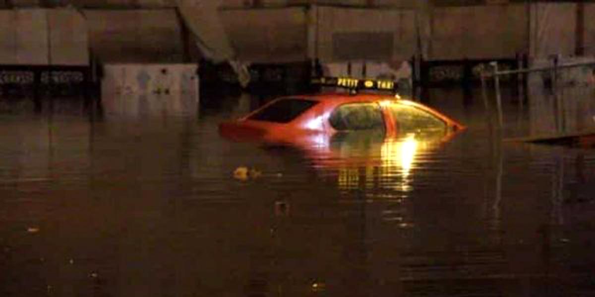 """بعد الفيضانات.. نائب عمدة البيضاء يوضح لـ """"سيت أنفو"""" واجتماع عاجل لمساءلة  """"ليديك"""""""